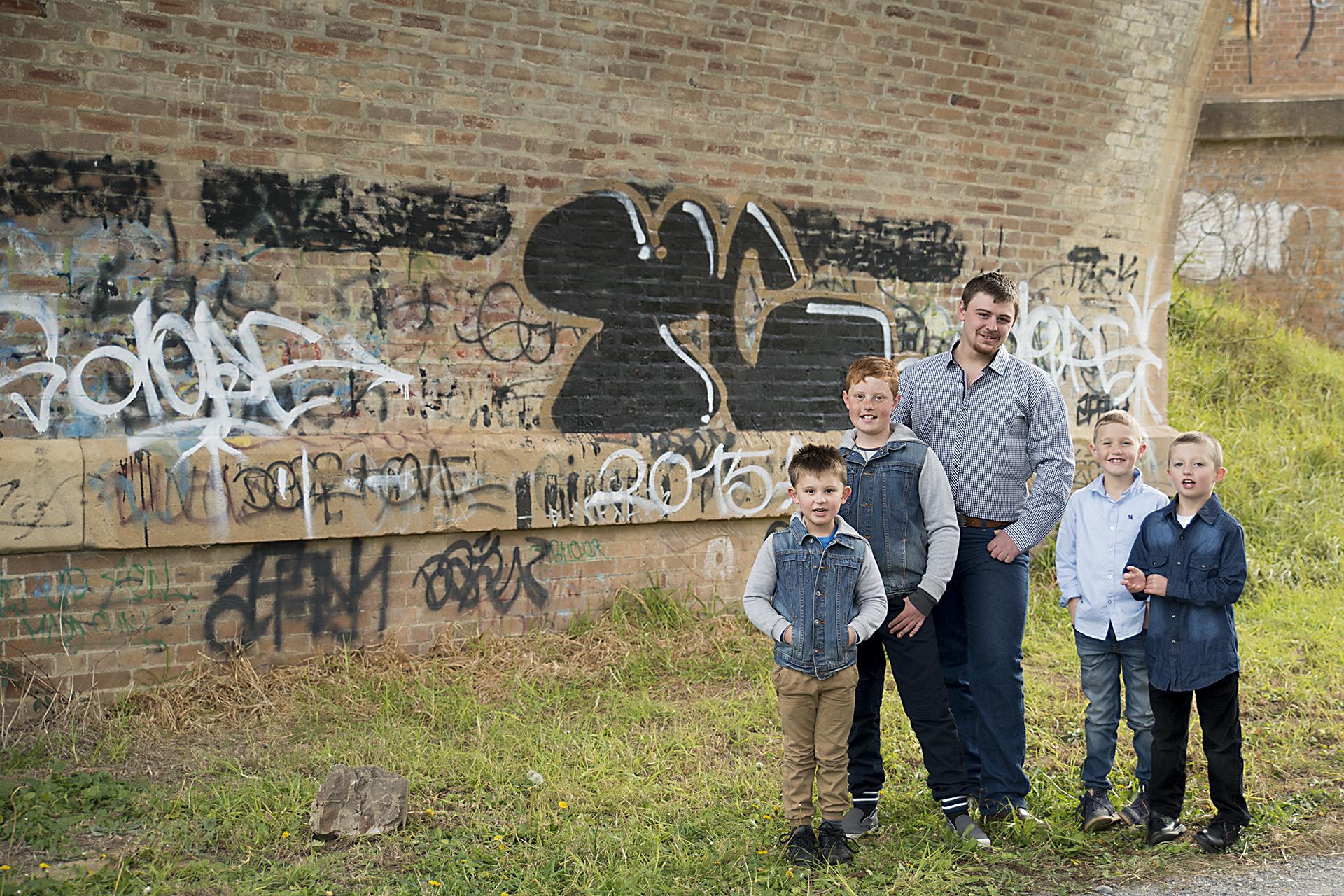 Goulburn Extended Family Photographer 1