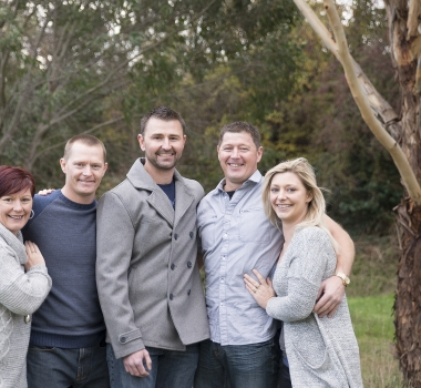 Autumn – Beautiful time in Goulburn for Family Photos